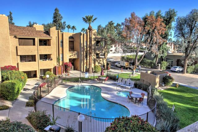 7502 E Thomas Road #302, Scottsdale, AZ 85251 (MLS #5697575) :: Cambridge Properties