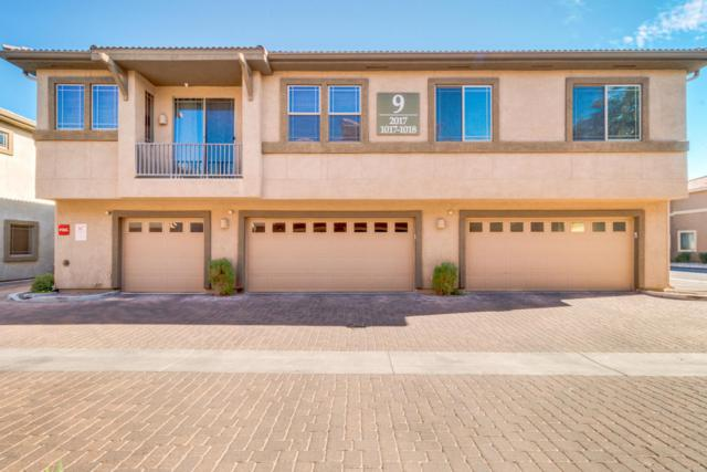 1225 N 36TH Street #2017, Phoenix, AZ 85008 (MLS #5697618) :: Power Realty Group Model Home Center