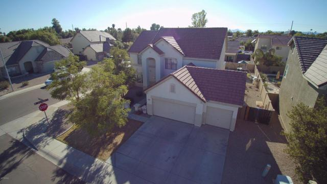 1222 S Bedford Place, Chandler, AZ 85286 (MLS #5697621) :: Realty Executives