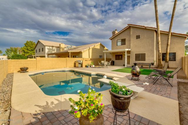 102 W Melody Drive, Gilbert, AZ 85233 (MLS #5697623) :: Power Realty Group Model Home Center