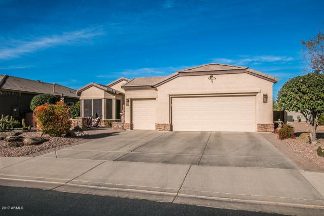 3728 E Hazeltine Way, Chandler, AZ 85249 (MLS #5697675) :: Realty Executives