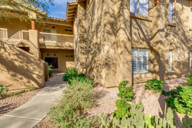 9100 E Raintree Drive #103, Scottsdale, AZ 85260 (MLS #5697808) :: Occasio Realty
