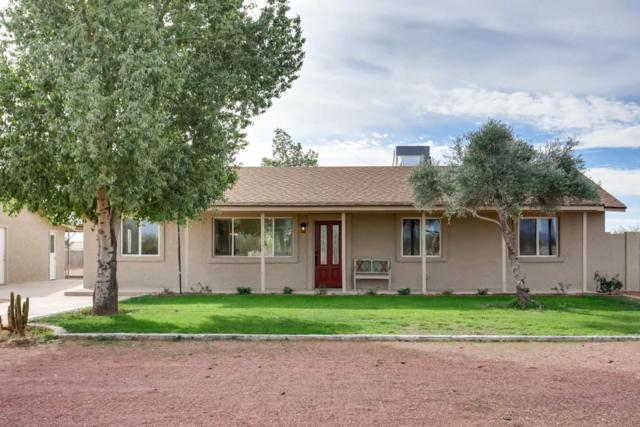 18011 W Happy Valley Road, Wittmann, AZ 85361 (MLS #5697850) :: The Everest Team at My Home Group