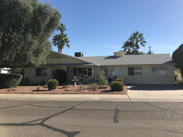 8331 E Monterey Way, Scottsdale, AZ 85251 (MLS #5697858) :: Occasio Realty