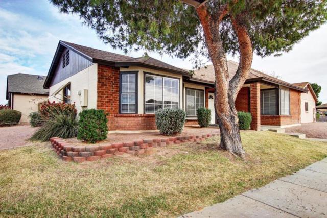 1055 N Recker Road #1247, Mesa, AZ 85205 (MLS #5697985) :: Realty Executives