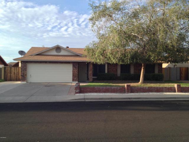 6206 E Fairfield Street, Mesa, AZ 85205 (MLS #5698016) :: Realty Executives