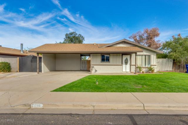 146 E Juniper Street, Mesa, AZ 85201 (MLS #5698035) :: The Pete Dijkstra Team