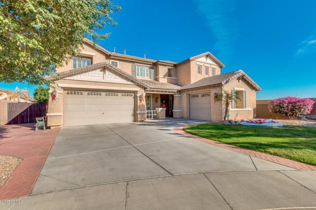 13502 W Avalon Drive, Avondale, AZ 85392 (MLS #5698283) :: Brett Tanner Home Selling Team