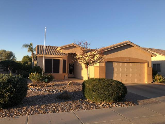 4562 E Strawberry Drive, Gilbert, AZ 85298 (MLS #5698290) :: Group 46:10