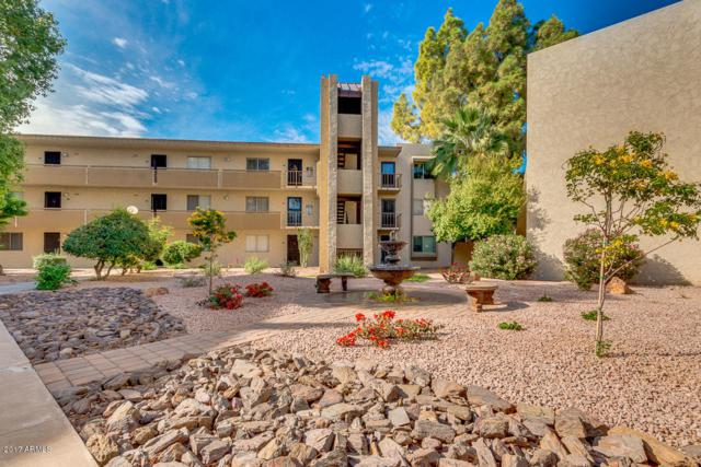 7625 E Camelback Road A326, Scottsdale, AZ 85251 (MLS #5698349) :: Private Client Team