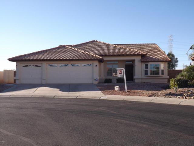 11084 W Burnett Road, Sun City, AZ 85373 (MLS #5698386) :: Desert Home Premier