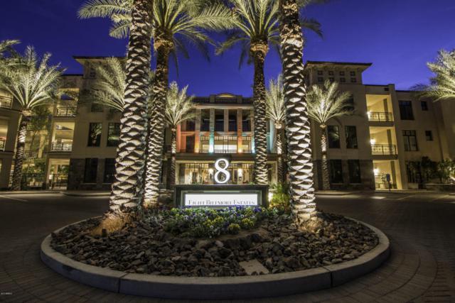 8 Biltmore Estate #324, Phoenix, AZ 85016 (MLS #5698459) :: Brett Tanner Home Selling Team