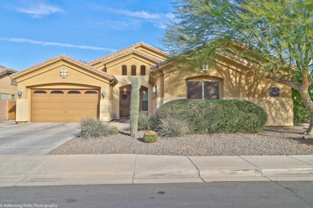 1394 E Grand Canyon Drive, Chandler, AZ 85249 (MLS #5698588) :: The Kenny Klaus Team