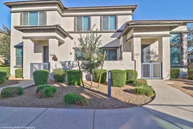 14870 W Encanto Boulevard #1035, Goodyear, AZ 85395 (MLS #5699014) :: Brett Tanner Home Selling Team