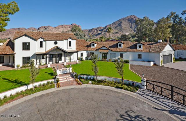 4732 N Dromedary Road, Phoenix, AZ 85018 (MLS #5699059) :: The Everest Team at My Home Group