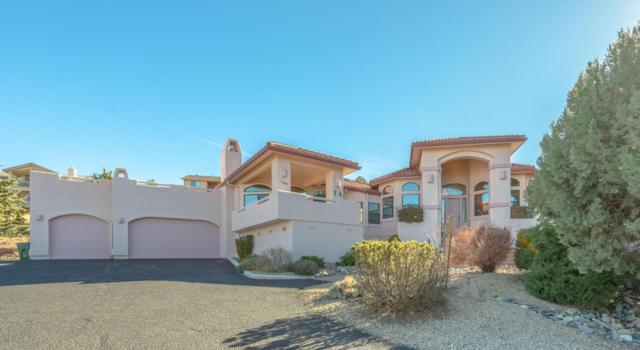 849 Flying U Court, Prescott, AZ 86301 (MLS #5699129) :: The Wehner Group