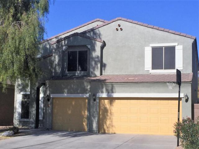 35902 W Cartegna Lane, Maricopa, AZ 85138 (MLS #5699137) :: Revelation Real Estate