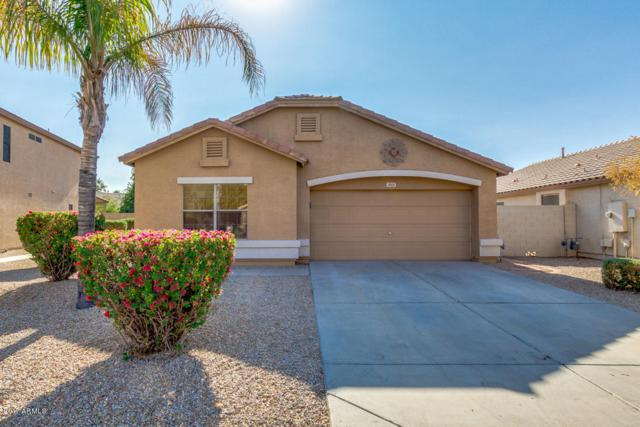 1859 E Carla Vista Drive, Gilbert, AZ 85295 (MLS #5699188) :: 10X Homes