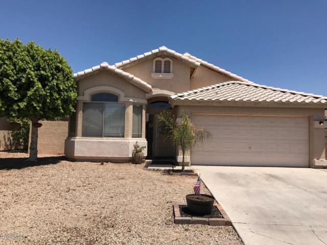 458 E Redondo Drive, Gilbert, AZ 85296 (MLS #5699217) :: Brett Tanner Home Selling Team