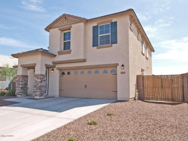 3803 S 185TH Lane, Goodyear, AZ 85338 (MLS #5699271) :: Kortright Group - West USA Realty
