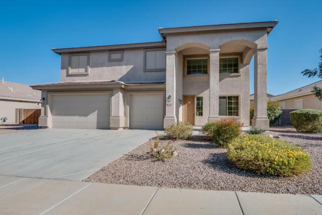 22075 N Balboa Drive, Maricopa, AZ 85138 (MLS #5699276) :: Revelation Real Estate