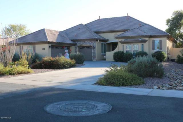753 E Fieldstone Place, Chandler, AZ 85249 (MLS #5699314) :: 10X Homes