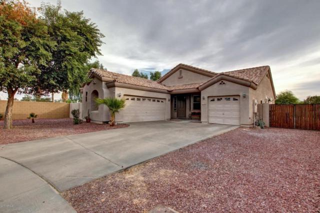 6435 N Sierra Hermosa Court, Litchfield Park, AZ 85340 (MLS #5699331) :: Kortright Group - West USA Realty
