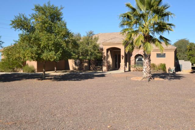 3614 E Flintlock Drive, Queen Creek, AZ 85142 (MLS #5699335) :: Brett Tanner Home Selling Team