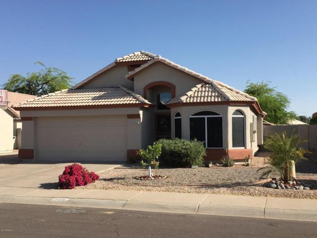 889 E Baylor Lane, Chandler, AZ 85225 (MLS #5699447) :: The Bill and Cindy Flowers Team