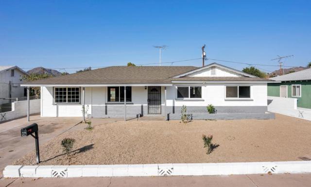 1124 E Ruth Avenue, Phoenix, AZ 85020 (MLS #5699490) :: 10X Homes