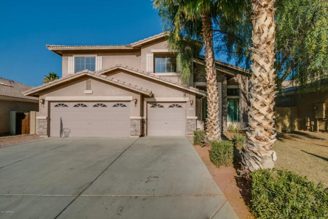 13222 W Jacobson Drive, Litchfield Park, AZ 85340 (MLS #5699508) :: The AZ Performance Realty Team