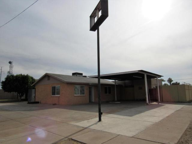 6027 W Palmaire Avenue, Glendale, AZ 85301 (MLS #5699558) :: Brett Tanner Home Selling Team