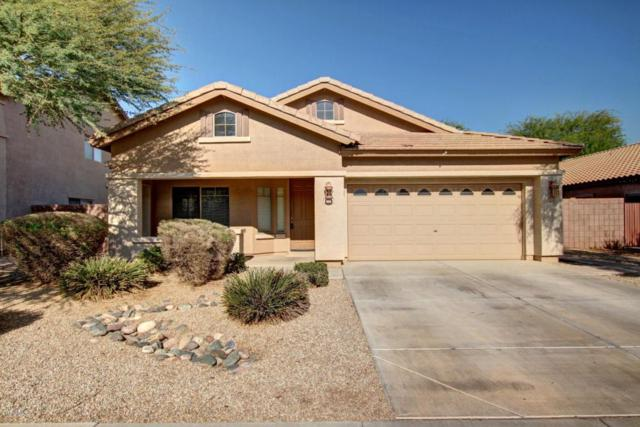 1156 E Carob Drive, Chandler, AZ 85286 (MLS #5699562) :: The Bill and Cindy Flowers Team