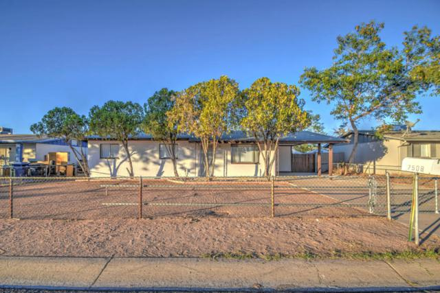 7508 E Capri Avenue, Mesa, AZ 85208 (MLS #5699564) :: Brett Tanner Home Selling Team