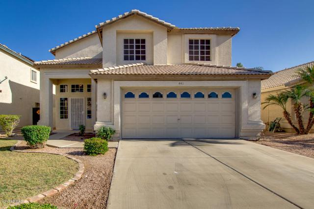 441 S Ash Street, Gilbert, AZ 85233 (MLS #5699651) :: The Bill and Cindy Flowers Team