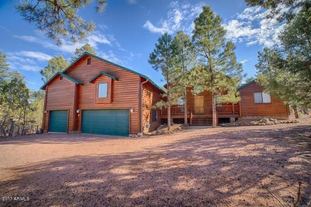 1361 S Thinleaf Lane, Show Low, AZ 85901 (MLS #5700159) :: My Home Group