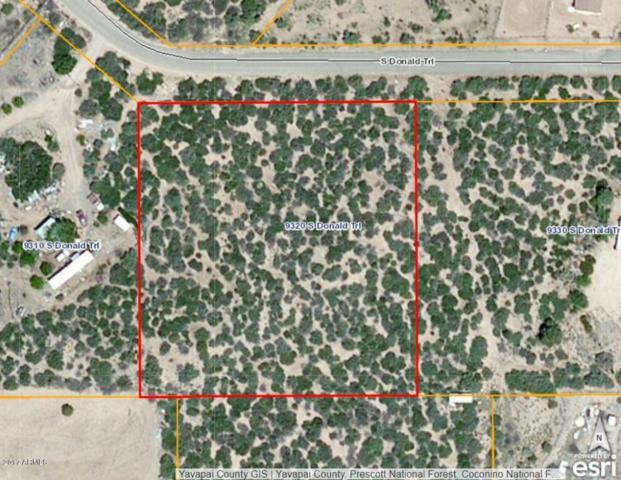 9320 S Donald Trail, Wilhoit, AZ 86332 (MLS #5700737) :: Occasio Realty