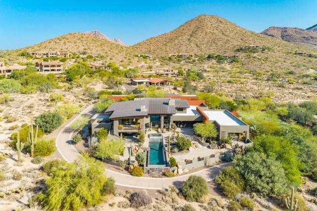 10036 E Calle De Las Brisas, Scottsdale, AZ 85255 (MLS #5700785) :: Occasio Realty