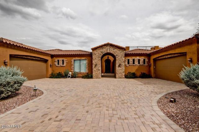 8888 E Quail Cove Lane, Gold Canyon, AZ 85118 (MLS #5701014) :: The Garcia Group @ My Home Group