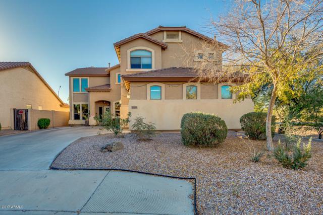 45109 W Juniper Avenue, Maricopa, AZ 85139 (MLS #5701439) :: The Pete Dijkstra Team
