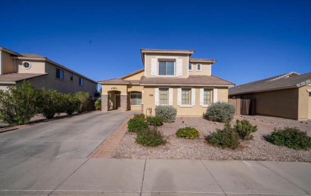 2196 W Quick Draw Way, Queen Creek, AZ 85142 (MLS #5701792) :: Yost Realty Group at RE/MAX Casa Grande