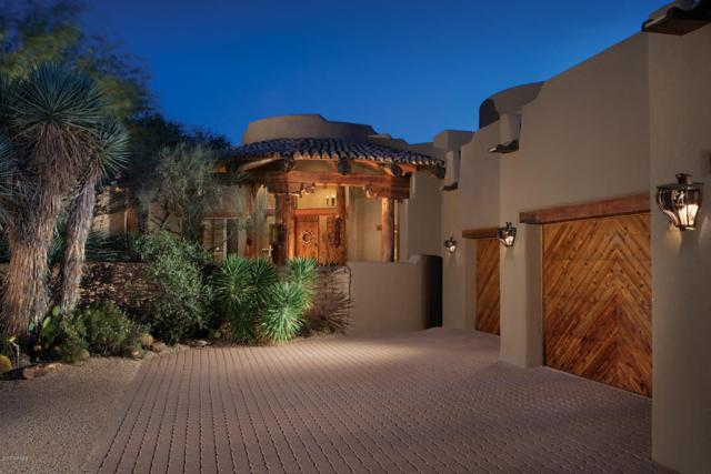 8400 E Dixileta Drive #145, Scottsdale, AZ 85266 (MLS #5702036) :: The Everest Team at My Home Group