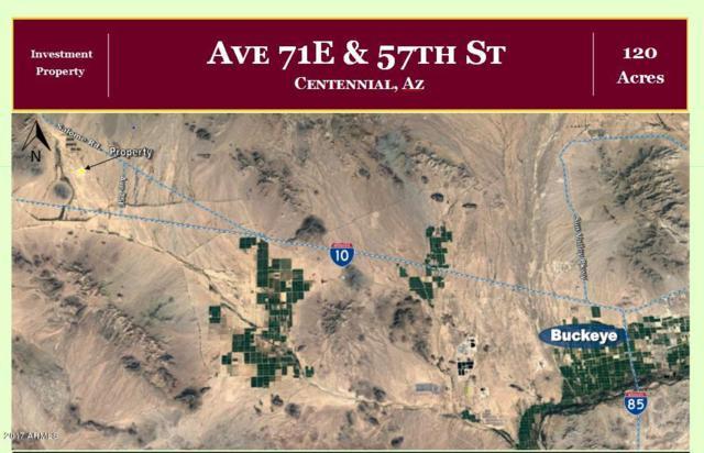 000 Ave 71E & 57th Street, Vicksburg, AZ 85348 (MLS #5702107) :: Yost Realty Group at RE/MAX Casa Grande