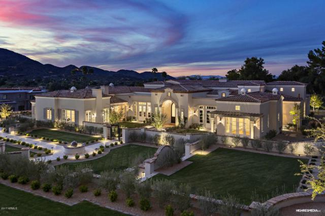 5296 E Roadrunner Road, Paradise Valley, AZ 85253 (MLS #5702347) :: Lux Home Group at  Keller Williams Realty Phoenix