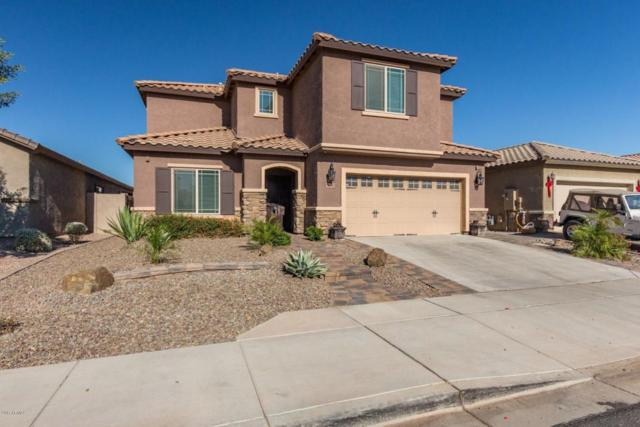 10740 W Yearling Road, Peoria, AZ 85383 (MLS #5702522) :: Sibbach Team - Realty One Group