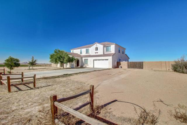 8826 E Stone Road, Coolidge, AZ 85128 (MLS #5702731) :: Yost Realty Group at RE/MAX Casa Grande