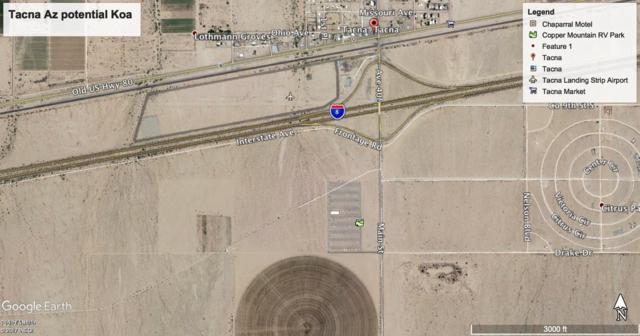 39886 E County 9 1/2 Street E, Wellton, AZ 85356 (MLS #5702891) :: The Daniel Montez Real Estate Group
