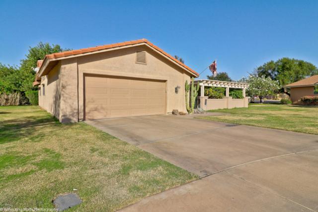 587 Leisure World, Mesa, AZ 85206 (MLS #5703139) :: Occasio Realty