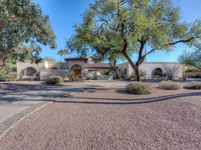 9329 N 58th Street, Paradise Valley, AZ 85253 (MLS #5703240) :: Lux Home Group at  Keller Williams Realty Phoenix