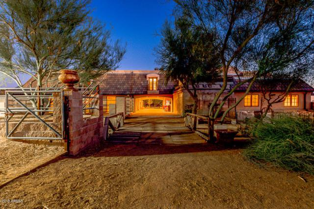 9413 E Mariposa Grande Drive, Scottsdale, AZ 85255 (MLS #5703485) :: Occasio Realty